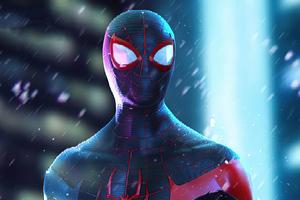 Marvels Spiderman 4k Wallpaper
