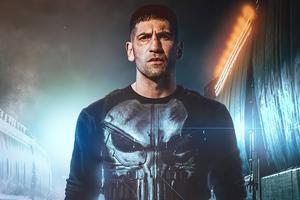 Marvels The Punisher Wallpaper