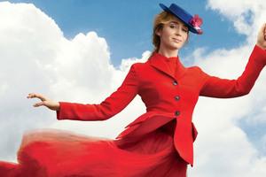 Mary Poppins Returns 5k Movie Wallpaper