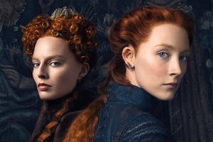Mary Queen Of Scots 5k