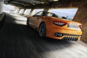 Maserati 3d Rednder Cg Art