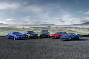 Maserati All Models
