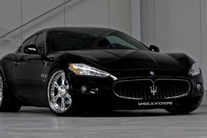 Maserati Black Shining