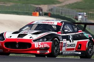 Maserati Gran Turismo MC GT3