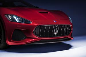 Maserati GranTurismo 2018 4k