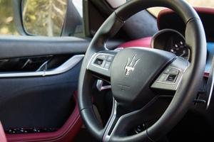 Maserati Levante Interior 2016