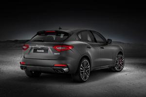 Maserati Levante Trofeo 2018 Rear 4k