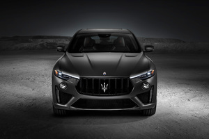 Maserati Levante Trofeo 2018 Wallpaper