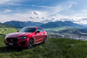 Maserati Levante Trofeo Launch Edition 2019 Wallpaper