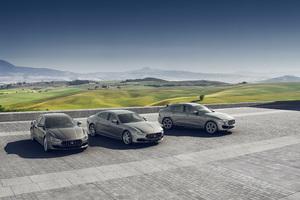 Maseratis