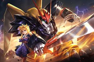 Mashin Hero Wataru 5k Wallpaper