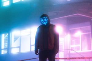 Mask Guy Still Of The Night