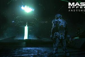 Mass Effect Andromeda 2016 Wallpaper