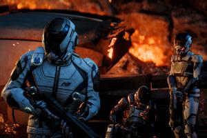 Mass Effect Andromeda 2017 4k