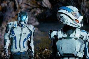 Mass Effect Andromeda 4k Gameplay Wallpaper