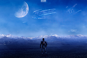 Mass Effect Andromeda Game Artwork