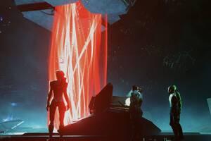 Mass Effect Andromeda Game Play