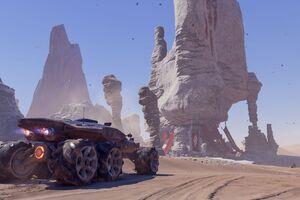 Mass Effect Andromeda Gameplay Wallpaper