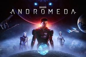 Mass Effect Andromeda Games