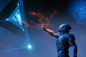 Mass Effect Andromeda PC Game 2017