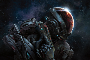 Mass Effect Andromeda Ultra 4k