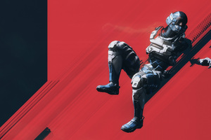 Mass Effect Andromeda Video Game 5k Wallpaper