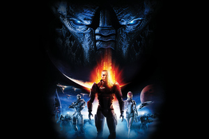 Mass Effect Classic 8k Wallpaper