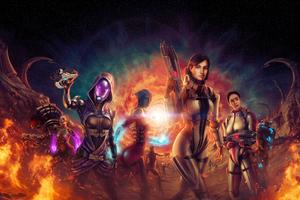 Mass Effect Endgame 4k