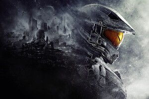 Master Chief Halo 5 Guardians Wallpaper