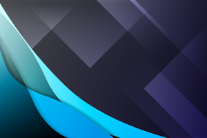 Material And Curtain Shapes 8k Wallpaper