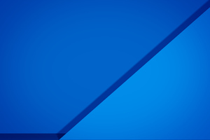 Material Blue Abstract Wallpaper