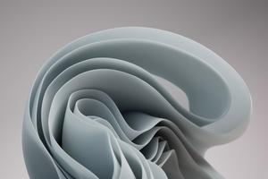 Material Minimal Windows 11 Wallpaper