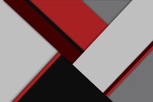 Material Red Grey 8k Wallpaper