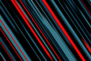 Material Style Lines Abstract 4k