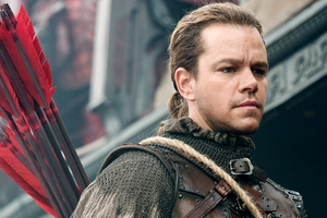 Matt Damon In Great Wall Wallpaper