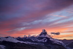 Matterhorn Mountain Wallpaper