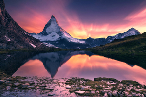 Matterhorn Mountains