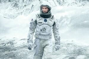 Matthew Mcconaughey In Interstellar Movie Wallpaper