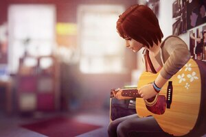Max Caulfield Life is Strange Game Wallpaper