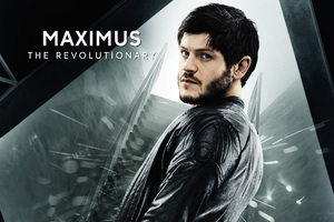 Maximus Inhumans Wallpaper