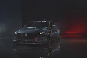 Mazda 3 Tcr 2020 5k Wallpaper