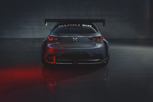 Mazda 3 Tcr 2020 Wallpaper