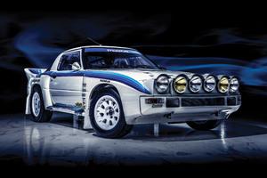 Mazda RX 7 Evo Group B 1985