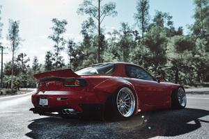 Mazda Rx7 Forza Horizon 3