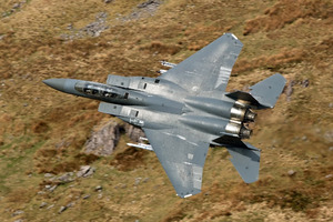 McDonnell Douglas F-15E Strike Eagle Wallpaper