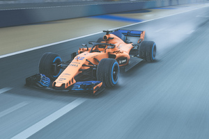 McLaren 2018 F1