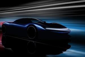 Mclaren 2019 Concept Car