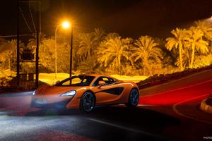 McLaren 540c 2018
