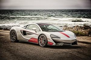 McLaren 570 VX Vorsteiner 4k