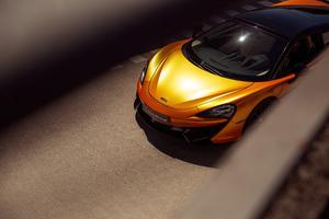 McLaren 570s 5k Wallpaper